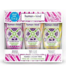 Human + Kind Hand Cream Trio
