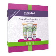 Human+Kind Vegan Body Care Collection Set