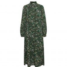 InWear Barbel Ditsy Print Dress Green