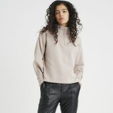 InWear Dalton Lounge Sweatshirt Stone model