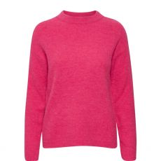 InWear Papina Cosy Knit Jumper Pink