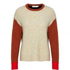 InWear Tessa Knit Pullover Stone