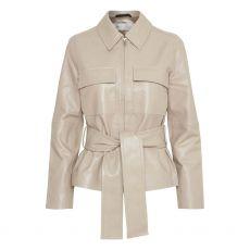 InWear Akay Lea Beige Jacket