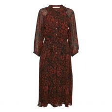 Inwear Florizza Rust Dress