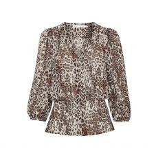 Inwear Leopard Florizza Blouse