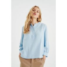 InWear Lova Blue Shirt