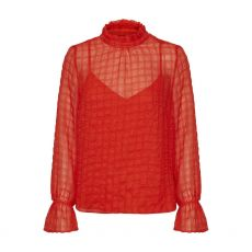 Inwear Pakwa Orange Blouse