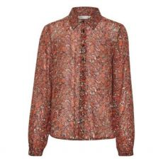 Inwear Pica Orange Shirt