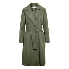 InWear Yuma Green Mac Coat