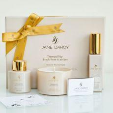 Jane Darcy Tranquility Black Rose & Amber Gift Set