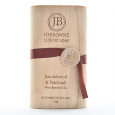 Jo Browne Sandalwood & Patchouli Soap
