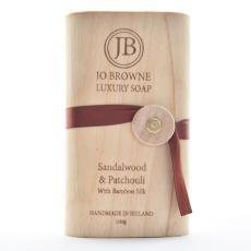 Jo Browne Sandalwood & Patchouli Soap