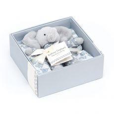 Jellycat Bedtime Elephant Gift Set
