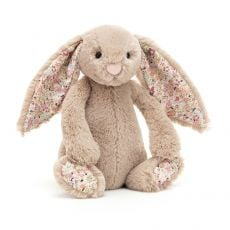 Jellycat Small Blossom Bea Beige Bunny