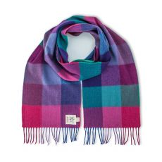 Avoca Jewel Fields Merino Wool Scarf