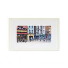 Jim Scully Grafton Street Landscape Frame