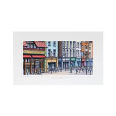 Jim Scully Grafton Street Landscape Mount