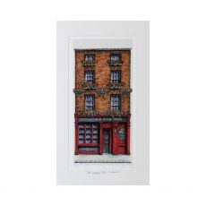 Jim Scully The Temple Bar Portrait Mount