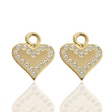 Jo Harpur My Diamond Heart Charms