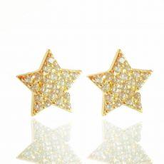 Jo Harpur Medium Star Studs