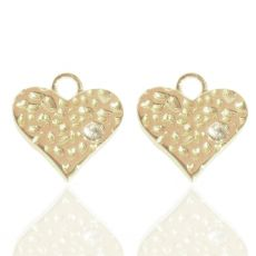 Jo Harpur My Diamond Heart Studs