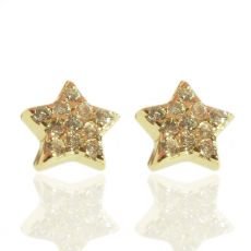 Jo Harpur Star Studs Earrings