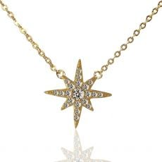 Jo Harpur Ophelia North Star Necklace