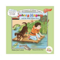 Johnny Magory and the Wild Water Race Book