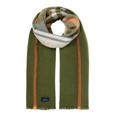 Joules Bridey Scarf in Green