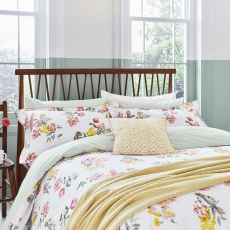 Joules Kelmarsh Floral Double Size Cover Set