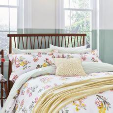 Joules Kelmarsh Floral Super King Size Cover Set