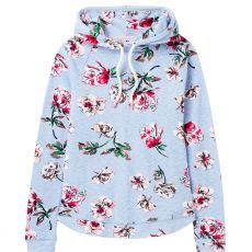 Joules Marlston Blue Floral Sweatshirt
