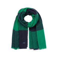 Joules-Meadow-Navy-Check-Scarf