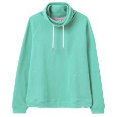 Joules Nadia Green Sweatshirt