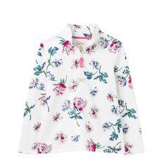 Joules Pip Print Half Zip Sweater