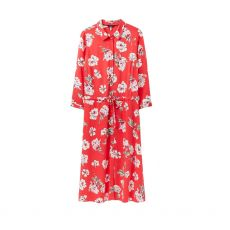 Joules Winslet Red Shirt Dress