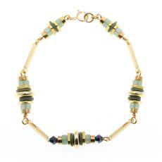 K Kajoux Solais Link Bracelet