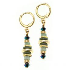 K Kajoux Solais Petite Earrings- Huggies