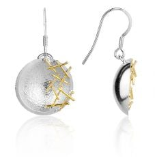 Jill Graham Kathleen Small Hook Earrings