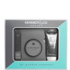 Kennedy & Co. Moisturiser, Eye Gel & Hair Clay Gift Set