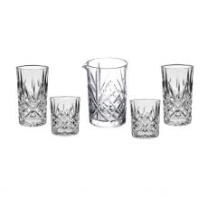 Killarney Crystal Trinity Mixology Gift Set