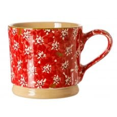 Nicholas Mosse Large Mug Lawn Red