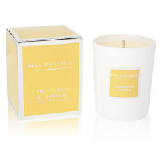 Max Benjamin Lemongrass & Ginger Candle