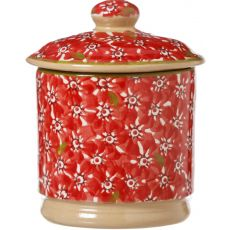 Nicholas Mosse Sugar Bowl Lawn Red