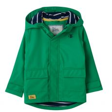 Little Lighthouse Anchor Pea Green Coat