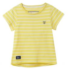 Little Lighthouse Causeway Lemon Stripe T-Shirt