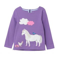 Little Lighthouse Causeway Pony Top