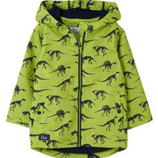 Little Lighthouse Ethan Dinosaur Coat