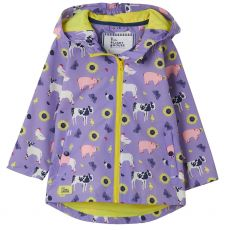 Little Lighthouse Olivia Farm Animal Coat front
