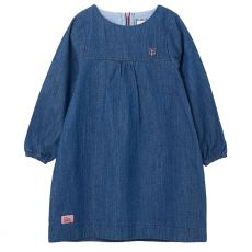 Little Lighthouse Penny Denim Dress